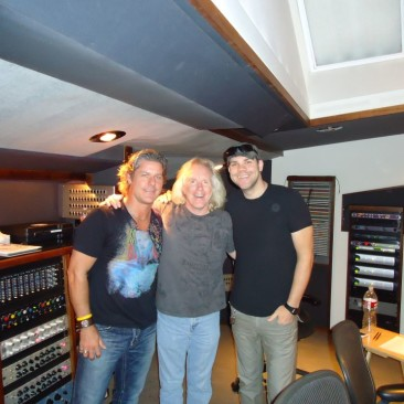 Robbie Wyckoff, RCP and Christian Matthew Cullen @ Westlake Recording Studios, L.A. - September 2011