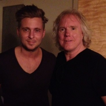 Ryan Tedder and RCP at Red Rocks Amplitheatre