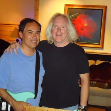 'THE Session Guitarist' Randy Chavez and RCP @ Colorado Sound - September 2011