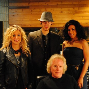 The new faces of popular music!!! (and an old guy) — with Callaway MCcord, Ian Loveless and Ashlie-Amber Harris.